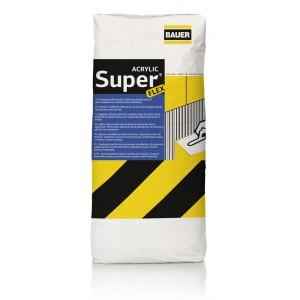 Super Acrylic 25kg White Δομικά Υλικά