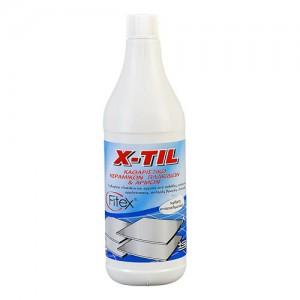 X-Til 1lt Καθαριστικά/Νοικοκυράς