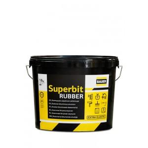 Superbit Rubber 18kg Ασφαλτικές Μεμβράνες