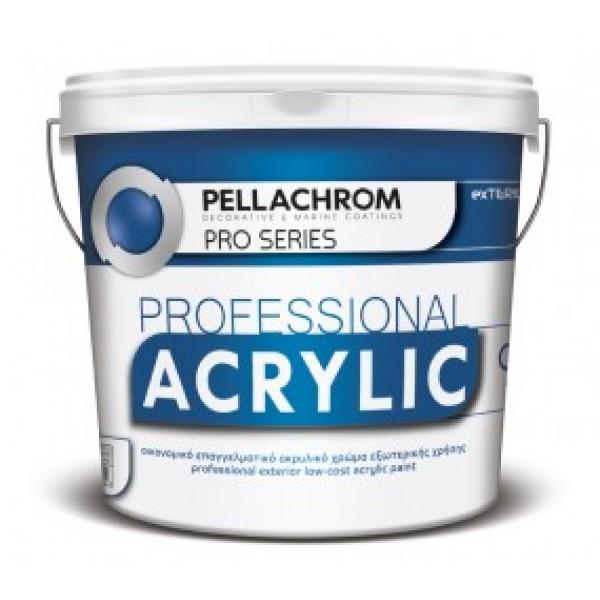 Professional Acrylic 3lt Λευκό Ακρυλικό Ακρυλικά Χρώματα