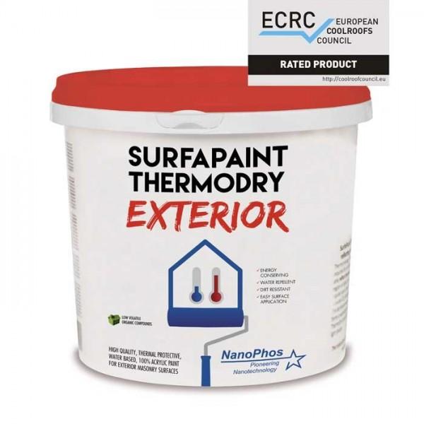 SurfaPaint ThermoDry Exterior 10lt Χρώματα - Βερνίκια