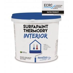 Surfapaint Thermodry Interior 10lt Χρώματα - Βερνίκια