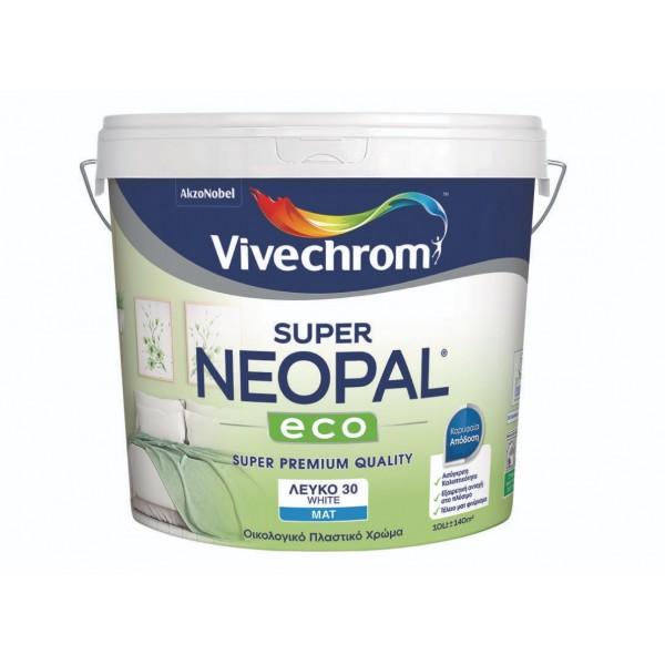 Neopal Eco 10lt Πλαστικά Χρώματα