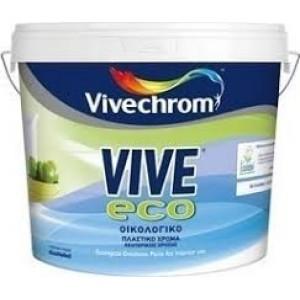 Vive eco 9lt Λευκό Εσωτερικού Χώρου